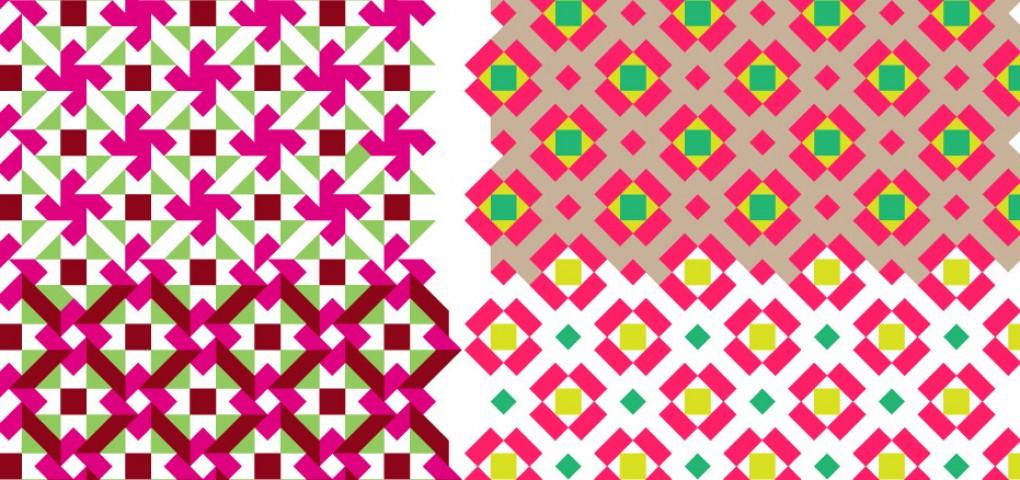 motifs repetitifs